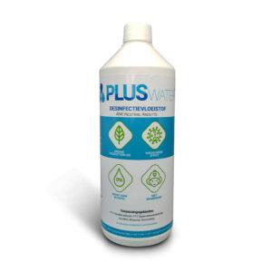 PLUSwater desinfectiemiddel Anolyte 1liter