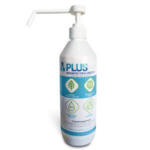 PLUSwater desinfectiemiddel Anolyte 500ml drukspray