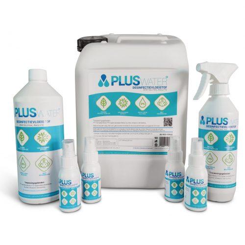 PLUSwater ANK-Neutral Anolyte desinfectiemiddelen